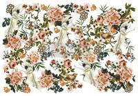 Siirtokuva -  Elegance & Flowers - 88 x 121 cm - Prima Redesign