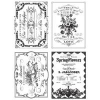 Siirtokuva - Spring Flowers - 60 x 88 cm - Prima Redesign