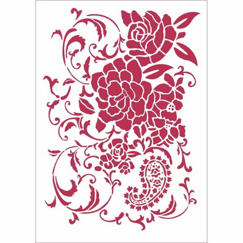 Sabluuna - Floral Ramage - A4
