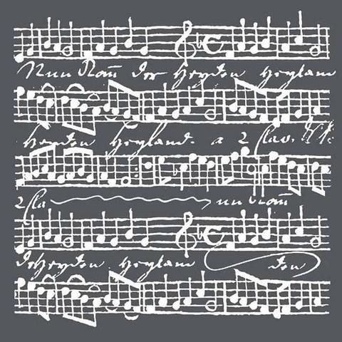 Sabluuna - Music Scores - 18 x 18 cm
