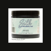 Silk All-In-One Paint - Ankkurinmusta - Anchor - 473 ml