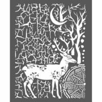 Sabluuna - Deer & Bark - 20 x 25 cm