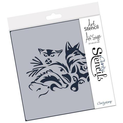 Sabluuna - Woodland Friends - 21 x 21 cm