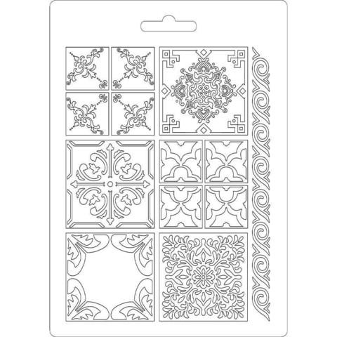 Tekstuurimuotti - 21 x 15 cm - Azulejos