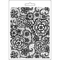 Muotti - 21 x 15 cm - Flowered Texture