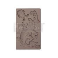 Silikonimuotti - 20 x 13 cm -  Portico Scroll I - Prima Re-Design