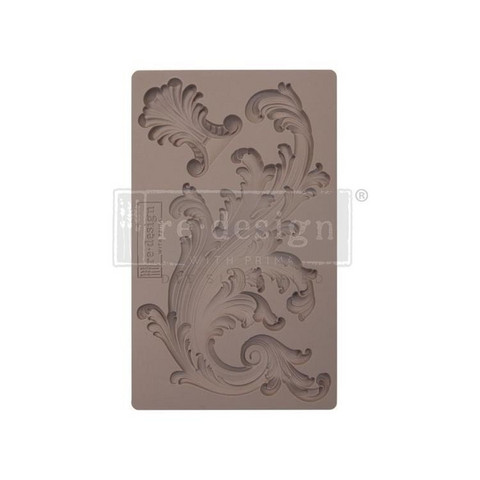 Silikonimuotti - 20x13 cm - Portico Scroll I - Prima Re-Design