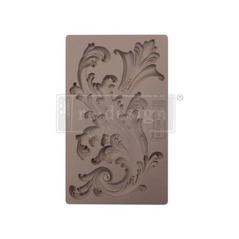 Silikonimuotti - 20x13 cm - Portico Scroll II - Prima Re-Design