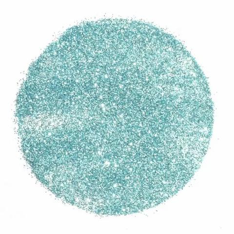Glitter - Jäänsininen - 2 g