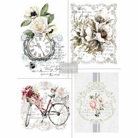 Siirtokuva - 55 x 76 cm - Bike Rides - Prima Redesign Decor Transfer