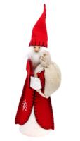 Latvakoriste - Joulupukki 25 cm
