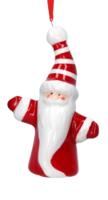 Kuusenkoriste - Joulupukki - 9 cm