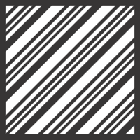 Sabluuna - Peppermint - 15 x 15 cm