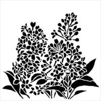 Sabluuna - Lilacs - 15 x 15 cm