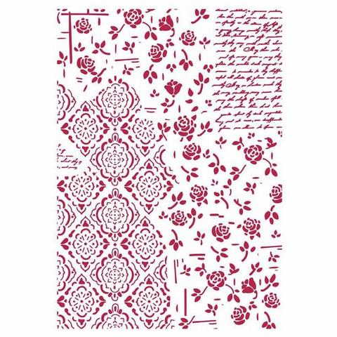 Sabluuna - Roses and Decorations - A4