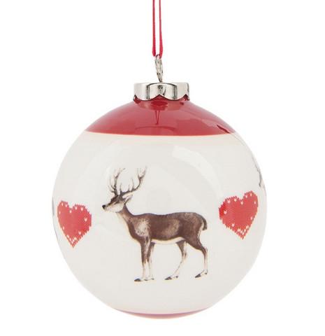 Joulupallo - 8 cm