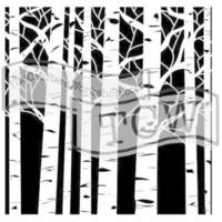 Sabluuna - Aspen Trees - 15 x 15 cm