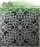 Sabluuna - Fancy Flourishes - 15 x 15 cm