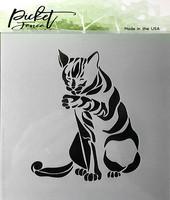 Sabluuna - Cat - 15 x 15 cm