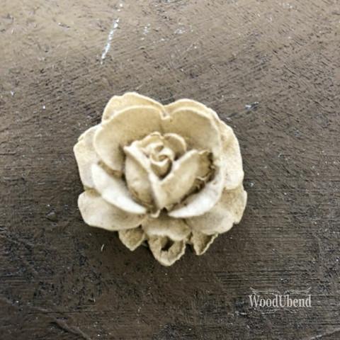 Puukoriste - 4 cm - WoodUBend 342