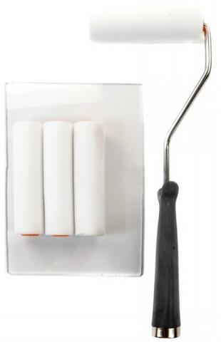 Leimailutela 10 cm + akryylipalikka 12,5x17,5 cm