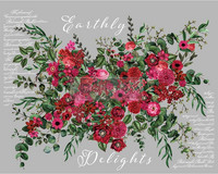 Siirtokuva - 88 x 121 cm - Earthly Delights - Prima Redesign Decor Transfer