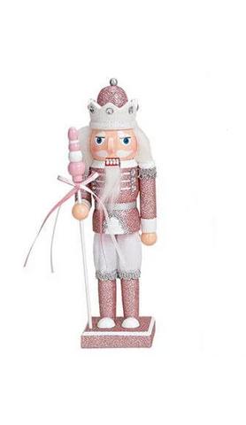 Pähkinänsärkijäkoriste - 25 cm - Vaaleanpunainen