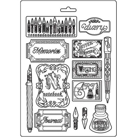 Muotti - A4 - Ink and Labels