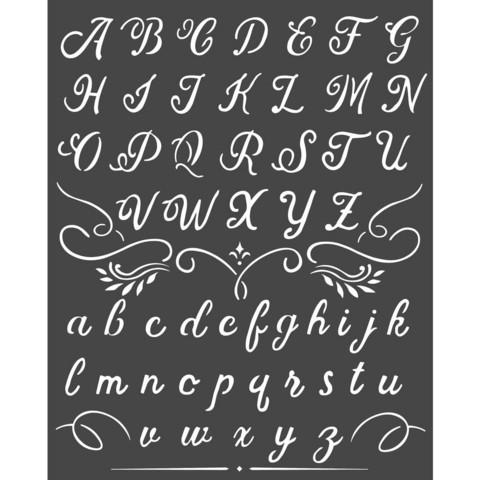 Sabluuna - 20 x 25 cm - Alphabet
