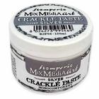 Krakelointitahna hopea - Stamperia Crackle Paste Silver - 150 ml