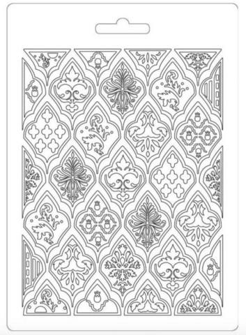Tekstuurimuotti - 21 x 15 cm - Lozenges