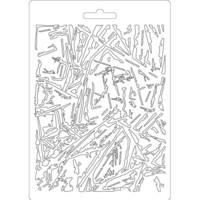 Tekstuurimuotti - 21 x 15 cm - Glass Effect
