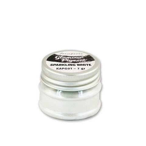 Pigmenttijauhe - Valkoinen - 7 gr