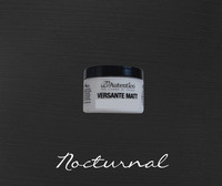 Kalkkimaali - Musta - Nocturnal - Versante Matt - 125 ml