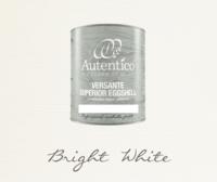 Kalkkimaali - Valkoinen - Bright White - Versante Eggshell - 500 ml