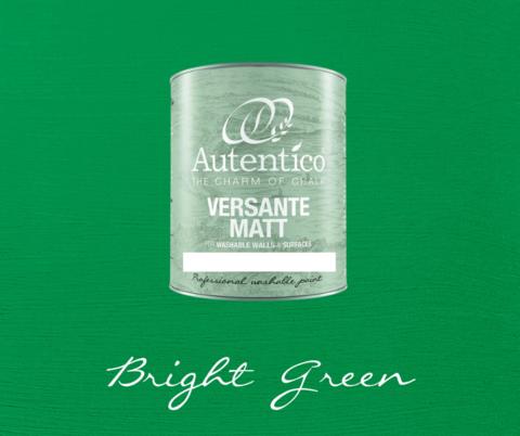 Kalkkimaali - Vihreä - Bright Green - Versante Matt - 500 ml