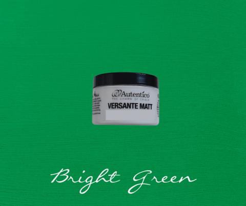 Kalkkimaali - Vihreä - Bright Green - Versante Matt - 125 ml