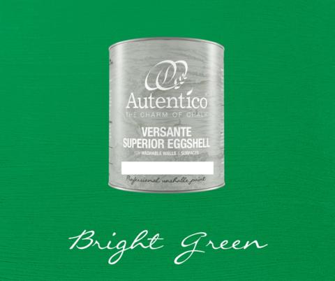 Kalkkimaali - Vihreä - Bright Green - Versante Eggshell - 500 ml