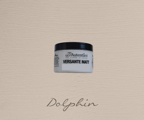 Kalkkimaali - Valaanruskea - Dolphin - Versante Matt - 125 ml