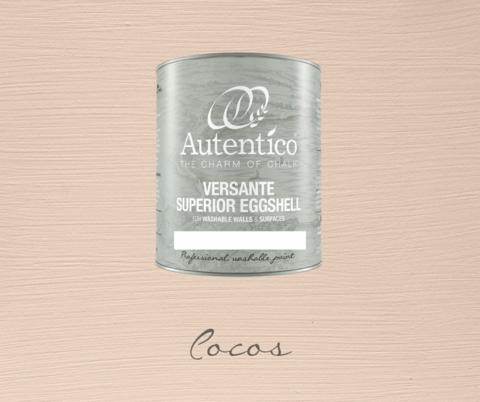 Kalkkimaali - Pähkinänruskea - Cocos - Versante Matt - 500 ml