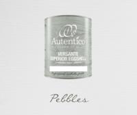 Kalkkimaali - Vaaleanharmaa - Pebbles - Versante Eggshell - 500 ml