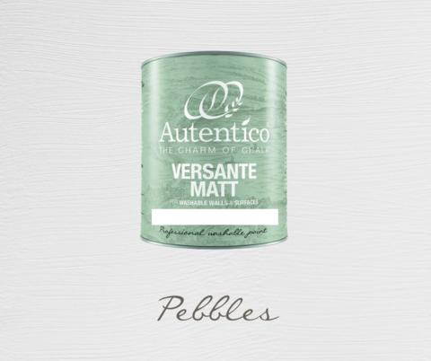 Kalkkimaali - Pikkukivenharmaa - Pebbles - Versante Matt - 500 ml