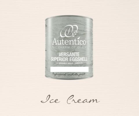 Kalkkimaali - Jäätelönvalkoinen - Ice Cream - Versante Eggshell - 500 ml