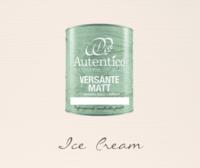 Kalkkimaali - Jäätelönvalkoinen - Ice Cream - Versante Matt - 500 ml
