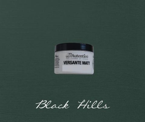 Kalkkimaali - Kukkulanvihreä - Black Hills - Versante Matt - 125 ml