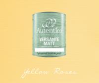 Kalkkimaali - Ruusunkeltainen - Yellow Roses - Versante Matt - 500 ml