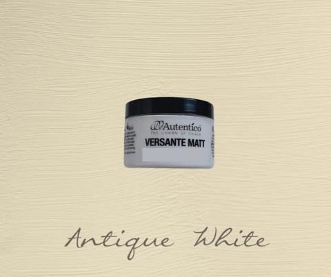 Kalkkimaali - Antiikinvalkoinen - Antique White - Versante Matt - 125 ml