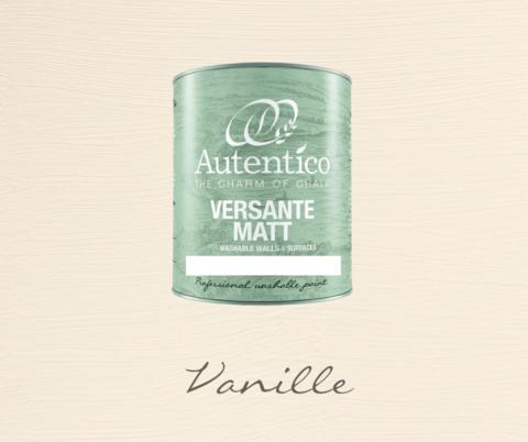 Kalkkimaali - Vaniljanvalkoinen - Vanille - Versante Matt- 500 ml