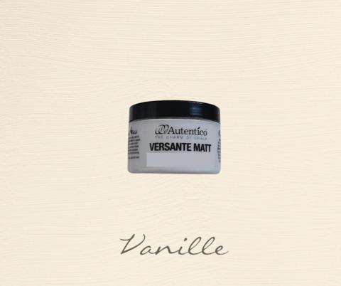 Kalkkimaali - Vaniljanvalkoinen - Vanille - Versante Matt- 125 ml