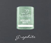 Kalkkimaali - Graffitinharmaa - Graphite - Versante Matt - 500 ml